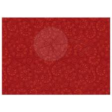 Diwali Invitation Cards Greeting Photo Card Red Paisley Diwali Lamp
