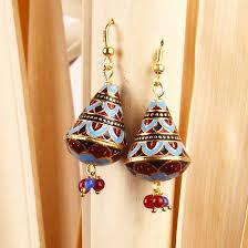 craftsvilla earrings meenakari earrings 2 rs 249 craftsvilla