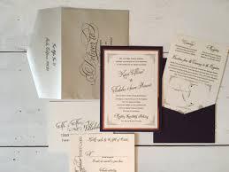 Invitations For Weddings Couture Invitation Design Studio Home