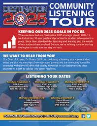 community listening tour flyer jpg