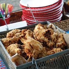 double dipped buttermilk fried chicken recipe epicurious com