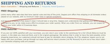 how your return policy can affect customer retention termsfeed