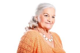 collections of old lady hairstyles for long hair cute