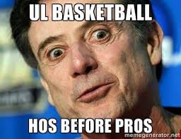 Kentucky Basketball Memes - what time does little brothel tip tonight catsillustrated com