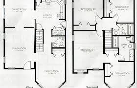 open ranch style house plans internetunblock us internetunblock us uncategorized two story house plans for best storey floor plan