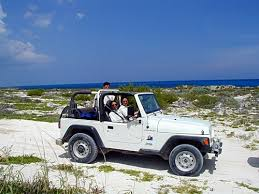 jeep snorkel underwater ultimate jeep punta sur snorkel and beach excursion with lunch