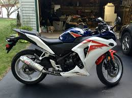 honda cbr250r my 2012 tri color cbr250r with a few changes archive honda