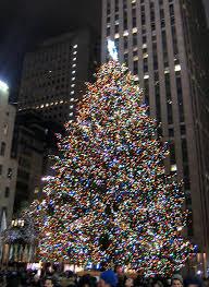 rockefeller center christmas tree photos through the years rock