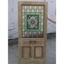 3 Panel Exterior Door Sd034 Edwardian Original 3 Panel Exterior Door With