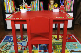 Ikea Childrens Desk And Chair Set Diy Kid U0027s Homework Desk Ikea Hack Two Sisters Crafting