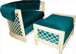 Teal Blue Accent Chair Teal Chair And Ottoman Wpztinfo