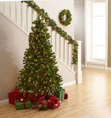 fingerhut alcove 3 pc prelit tree wreath garland set multi