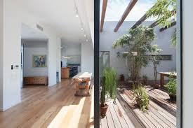 patio house plans house by henkin shavit architecture u0026 design