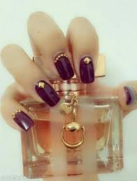 black and gold nails pictures photos and images for facebook