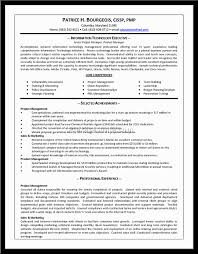 Program Manager Resume Objective 100 Resume Examples For Project Manager Project Controls