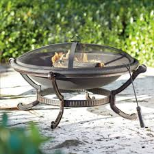Steel Fire Pit - 15 best outdoor fire pits for 2017 wood burning and propane fire