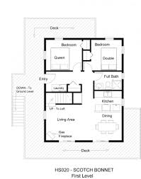 16 beautiful two bedroom house plans home devotee