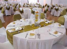 catering a wedding reception table decorating wedding reception