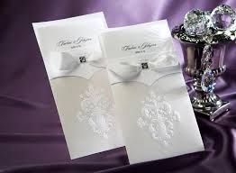 free wedding invitation sles ribbon decoration silk screen wedding invitations card wedding