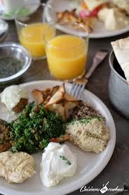 recette cuisine libanaise mezze liza pour un brunch à la libanaise cuisinons en couleurs