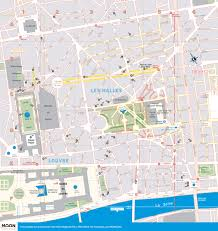 Map Of Paris France Printable Travel Maps Of Paris France Moon Travel Guides