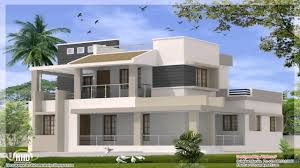 Farmhouse Elevations by Modern Style House Elevation Youtube