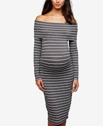pea in the pod maternity a pea in the pod maternity the shoulder ruched dress
