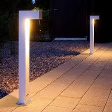 concrete bollard lighting fixtures bollard light bollard light fixture all architecture and design