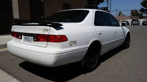 toyota in california 2001 rare toyota camry natural gas cng solo carpool access in