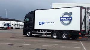 volvo truck center volvo fh16 750 youtube