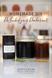 defunkifying diy deodorant u2013 for sweaty armpits non toxic u0026 still