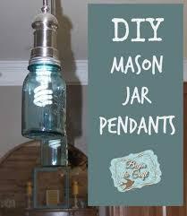 Glass Jar Pendant Light New Mason Jar Pendant Lights Positive Inspired Living