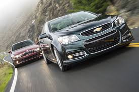 M5 2015 The Comparison 2003 Bmw M5 Vs 2015 Chevrolet Ss