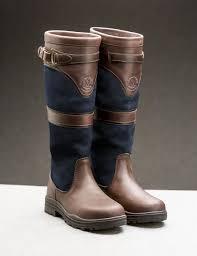 womens yard boots mountain devonshire womens outdoor equine waterproof walking