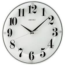 asr rakuten global market seiko seiko wall clock standard seiko