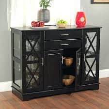 tall sideboards kitchen buffet server cabinet buffet side table
