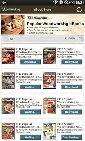 Popular Woodworking Magazine Reviews by Popular Woodworking Ebooks Android Apps On Google Play