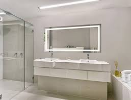 60 bathroom mirror amazon com large 60 inch x 30 inch led bathroom mirror