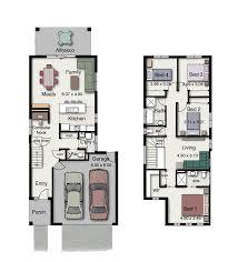 Narrow Block Home Designs Cool Decor Inspiration C Pjamteencom - Narrow block home designs