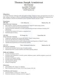 Service Technician Resume Sample Download Vet Tech Resume Samples Haadyaooverbayresort Com