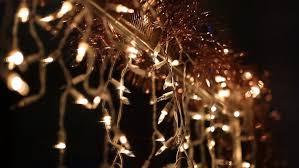 new years back drop illumination yellow lights dim the