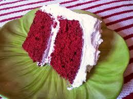 37 cooks red velvet cake with marshmallow frosting