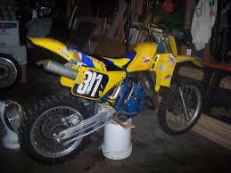 suzuki 1987 rm125 no spark restoration