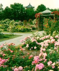 Botanic Garden Montreal Garden At The Montreal Botanical Garden