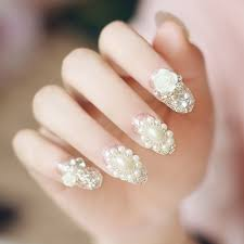 simple rhinestone nail designs images nail art designs