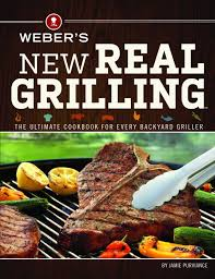 weber grills new bbq cookbook review u0026 rating new real grilling