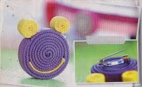 membuat kerajinan bros si ahli kreasi cara membuat kerajinan bros smile kreasi tali sepatu