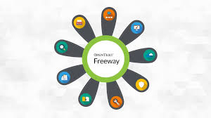 opentext freeway professional opentext business network
