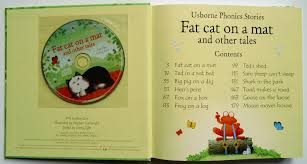 fat cat on a mat and other tales 書 cd 精裝 產品介紹 艾比露比
