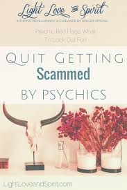 Flags And Things Psychic Red Flags Quit Getting Scammed By Psychics